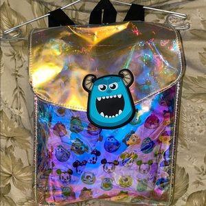 "Disney ""sully"" backpack"
